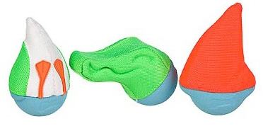 PetCo - Chuck It amphibious dog ball toy