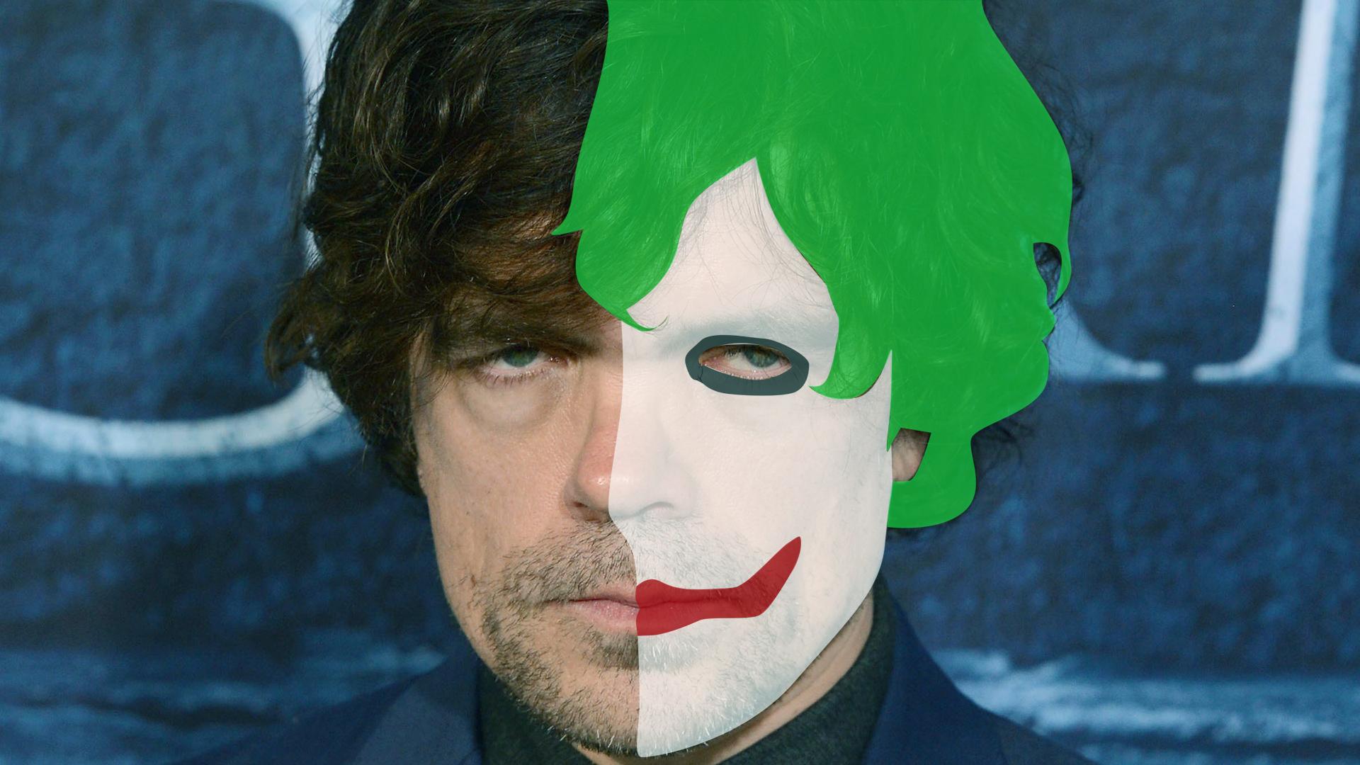 Peter Dinklage Joker