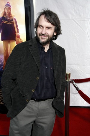 Peter Jackson directs <em>The Hobbit</em>