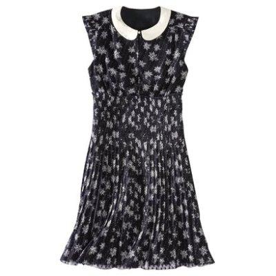 Peter pan collar dress from Target