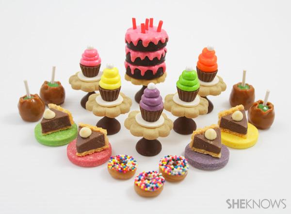 Petite sweet edible crafts | SheKnows.com