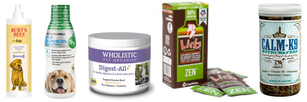 Popular types of pet supplements