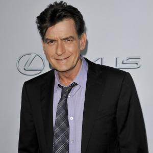 Is Charlie Sheen about to change