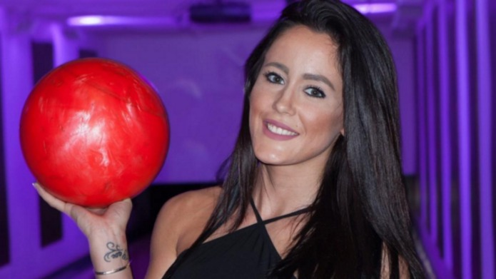 Jenelle Evans gears up for a