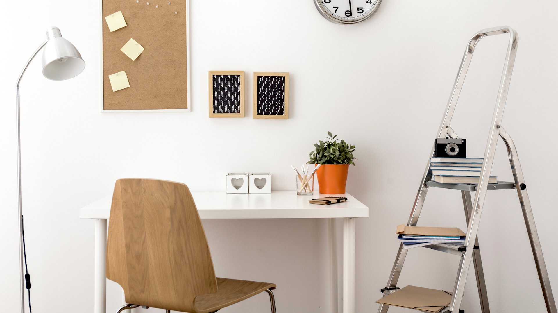 nice Easy Home Office Ideas Part - 15: SheKnows