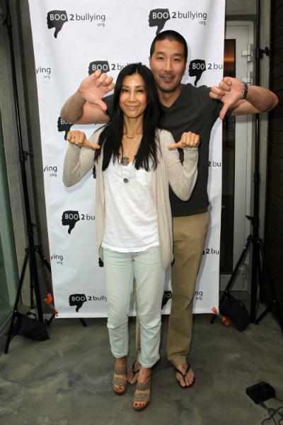 Celeb bump day: Lisa Ling, Lily