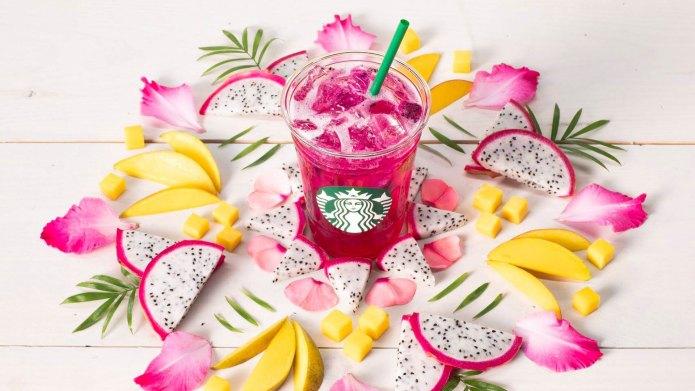 Starbucks Adds New Refresher To Its Menu Sheknows