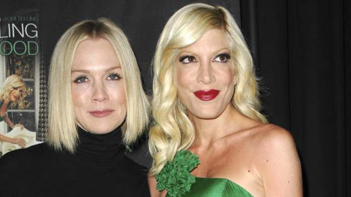 Tori Spelling & Jennie Garth Could