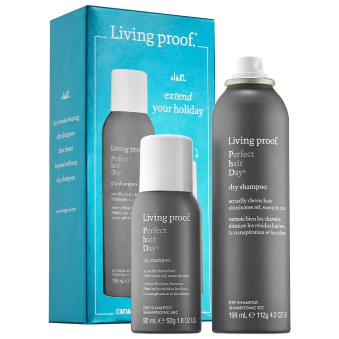Beauty Products That Will Sell Out Fast This Holiday Season | Living Proof PhD Dry Shampoo Duo