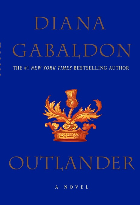 Our favorite romantic books: 'Outlander'