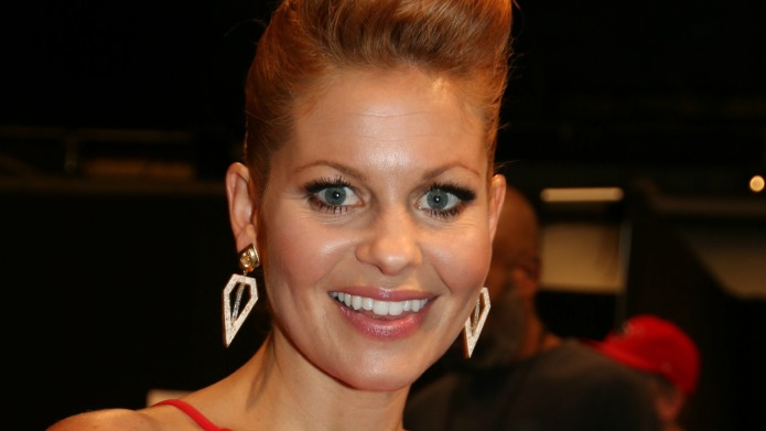 Candace Cameron Bure talks disappointing fellow