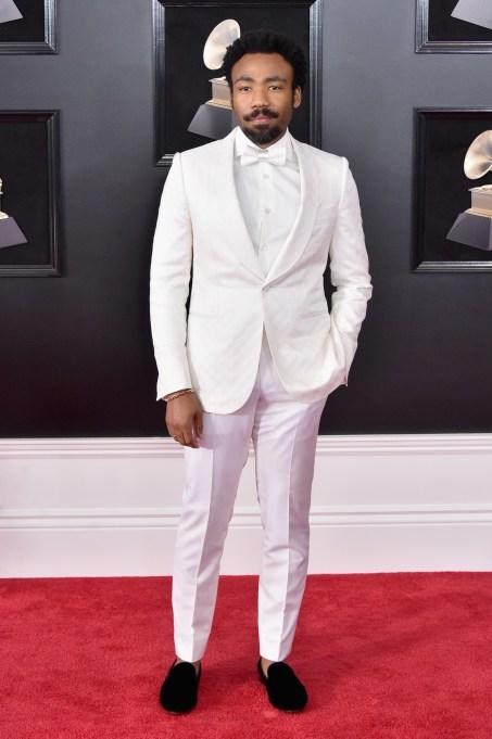 Grammys 2018 Best Dressed: Donald Glover