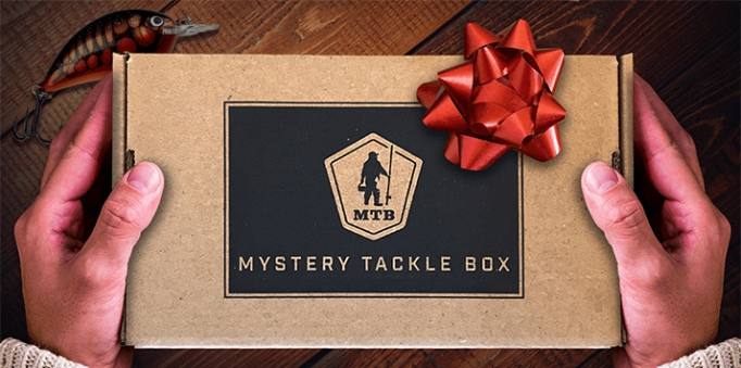 Gifts for Every Millennial Parent | Mystery Tackle Box Gift Subscription
