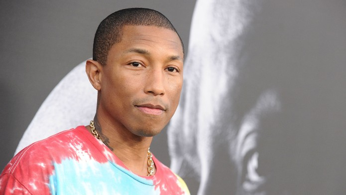 HOLLYWOOD, CA - JUNE 22: Pharrell