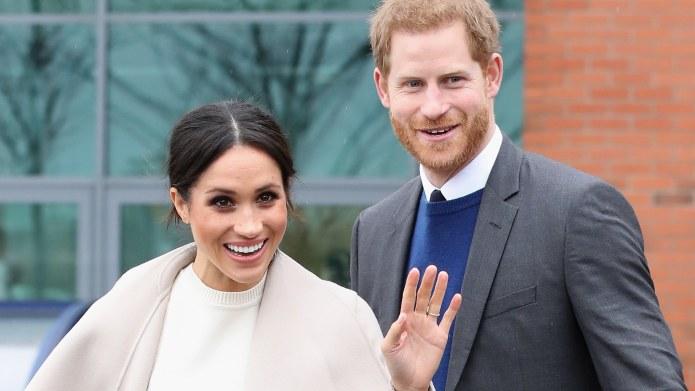 Meghan Markle & Prince Harry's Honeymoon