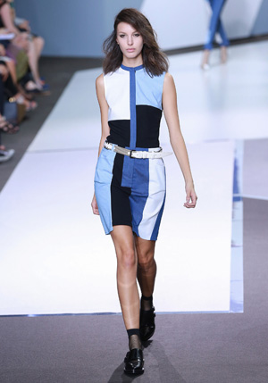 New York Fashion Week -- Phillip Lim Denim