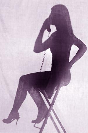 Phone sex operator diaries