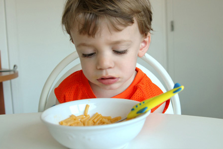Picky eater toddler