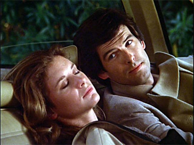 Pierce Brosnan in Remington Steele