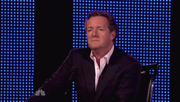 Piers Morgan and Alex Jones gun control debate