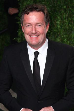 Piers Morgan blasts Kirk Cameron