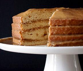 dolley madison cake