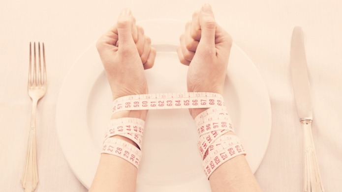 Eating disorders are a mental illness