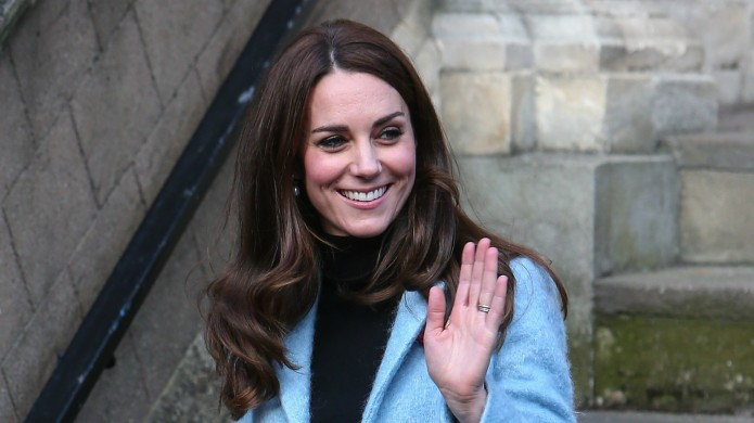 Kate Middleton attended a movie premiere