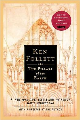 Pillars of the Earth cover
