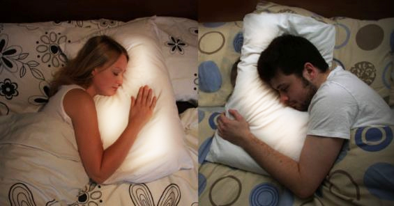 long distance love, pillow talk