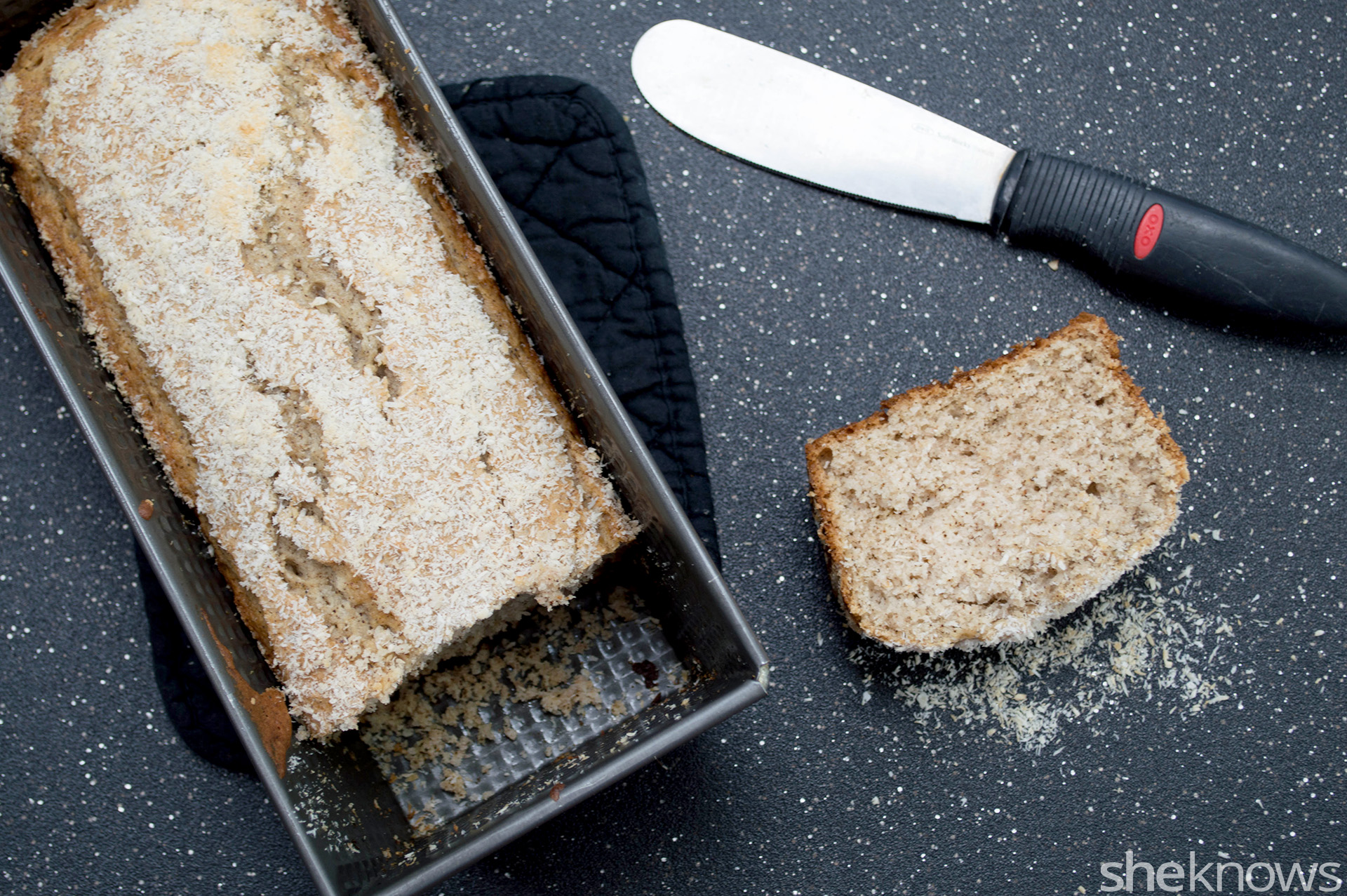 Vegan Pineapple Coconut Loaf Is A Healthy Way To Satisfy Your Sweet