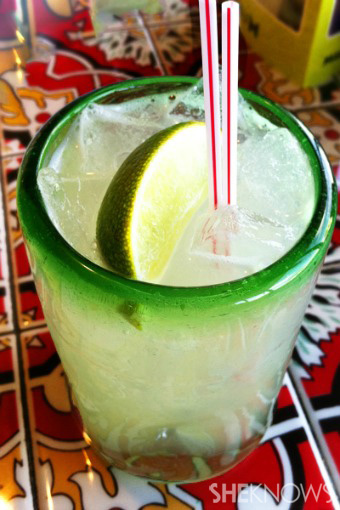 Pineapple lime tequila coolers recipe
