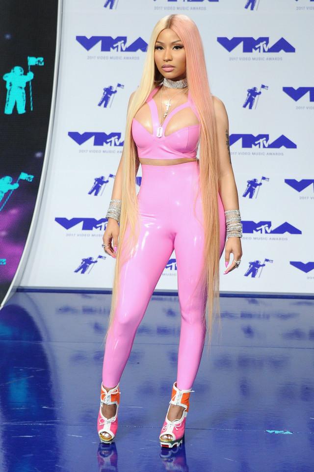 Best Dressed at the 2017 VMAs: Nicki Minaj