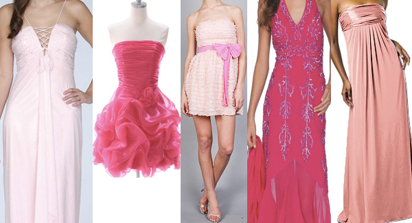 Prom Dresses Under 100 Pink Styles Sheknows