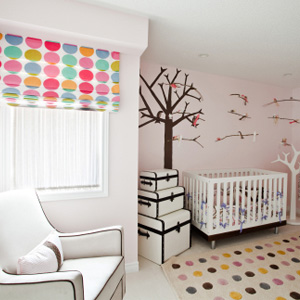 Finding A Specific Design Element Using Pinterest To Your Nursery