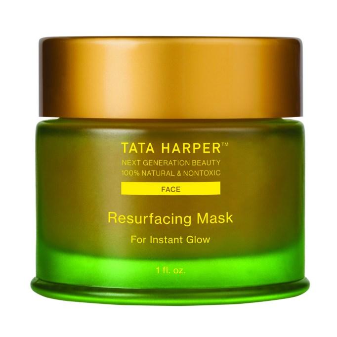Skin Care Products Moms Love: Tata Harper Resurfacing Mask