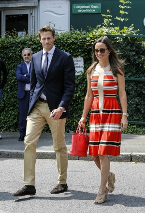 Is Pippa Middleton secretly engaged to her boyfriend, Nico Jackson?
