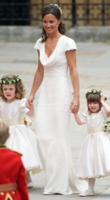 Buy Pippa Middleton's royal bridesmaid gown