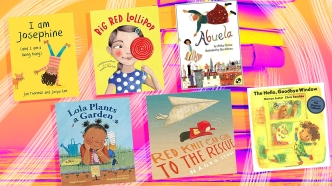 6 Outstanding Picture Books Starring Girls