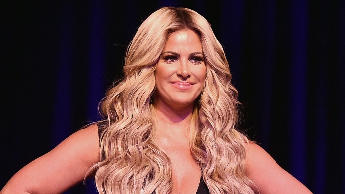 Kim Zolciak obsessed with skin treatment