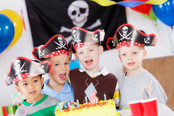 birthday party themes for boys sheknows