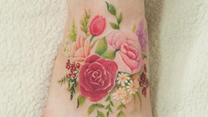 15 beautiful tattoos that look like