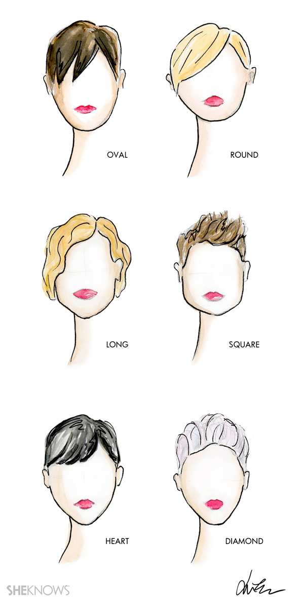 The Right Pixie Cut For Your Face Shape Sheknows
