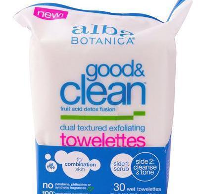 Product review: Alba Botanica Good &