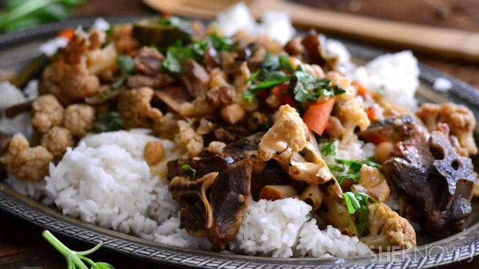 Slow Cooker Sunday: Middle Eastern-inspired lamb
