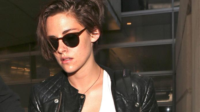 Kristen Stewart has news that is