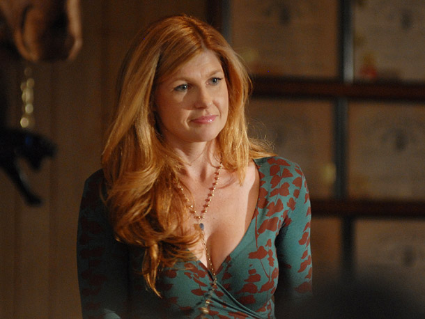 Connie Britton as Tami Taylor on 'Friday Night Lights'