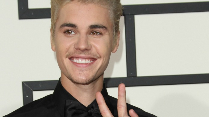 Justin Bieber reveals his man-crush (PHOTO)