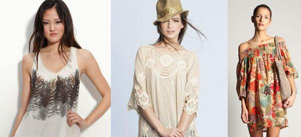 How to wear the boho babe