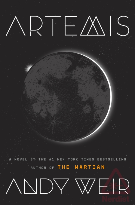 Hottest books to read Fall 2017: 'Artemis' by Andy Weir